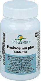 Synomed Basis-femin plus Tabletten, 60 Stück