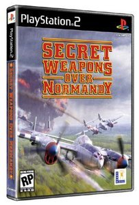 Secret Weapons over Normandy (angielski) (PS2)