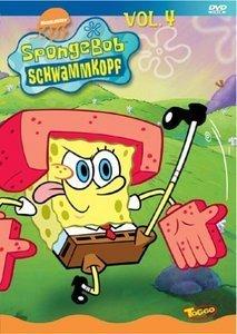 SpongeBob Schwammkopf Vol. 4