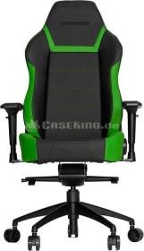 Vertagear PL6000 Gamingstuhl, schwarz/grün (VG-PL6000_GR)