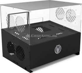 Vector Custom Design VBC01 Benchtable black, acrylic window (VBCRMVP02)