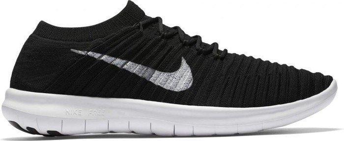 47371a0a9f2a Nike Free RN Motion Flyknit black volt dark grey white (Damen) ab ...