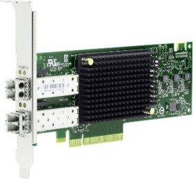 HP StoreFabric SN1200E, 2x LC-Duplex/Fibre Channel, PCIe 3.0 x8 (Q0L14A)