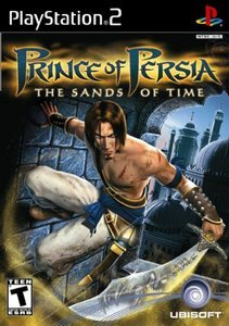 Prince of Persia - The Sands of Time (angielski) (PS2)