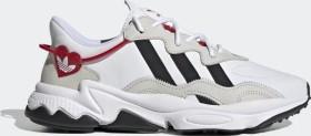 adidas Ozweego cloud white/core black/scarlet (Herren) (FZ1825)