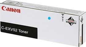 Canon Toner C-EXV52c cyan (0999C002)