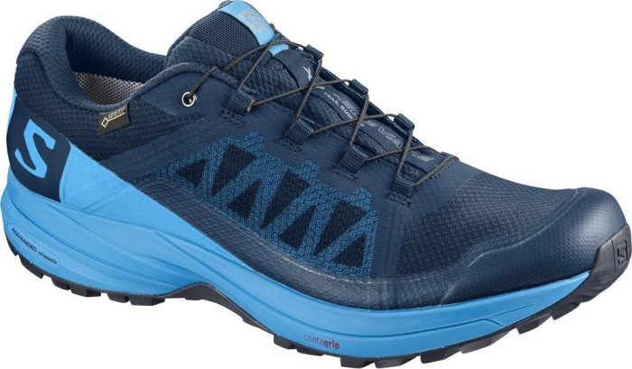 XA ELEVATE GTX - Laufschuh Trail - poseidon/hawaiian surf/black
