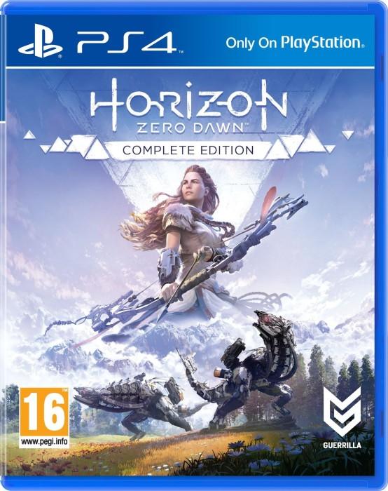 Horizon: Zero Dawn - Complete Edition (deutsch) (PS4)