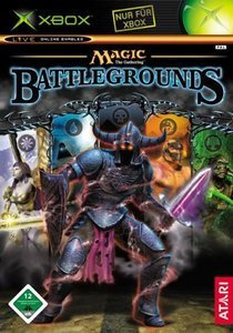 Magic - The Gathering: Battlegrounds (niemiecki) (Xbox)