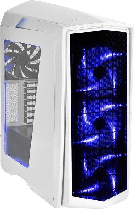 SilverStone Primera PM01 weiß, Acrylfenster (SST-PM01WA-W)