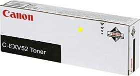 Canon Toner C-EXV52y gelb (1001C002)
