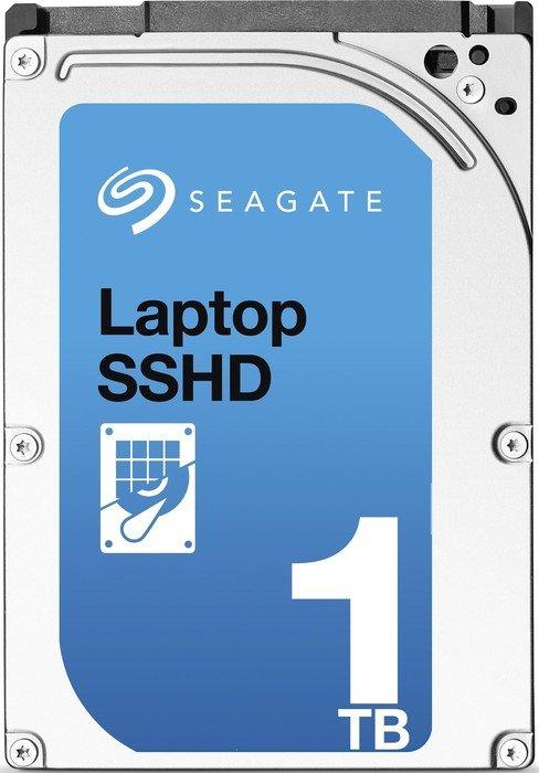 Seagate Laptop SSHD 1TB, SATA 6Gb/s (ST1000LM014)