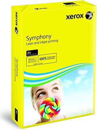 Xerox Symphony ECF Intensiv A4, 500 Blatt (verschiedene Farben) -- via Amazon Partnerprogramm