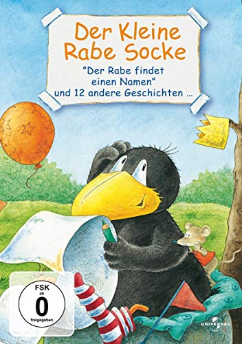 Der kleine Rabe Socke 1: Der Rabe findet seinen Namen -- via Amazon Partnerprogramm