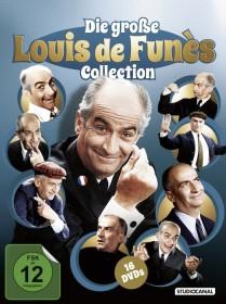 Louis de Funès Collection Box