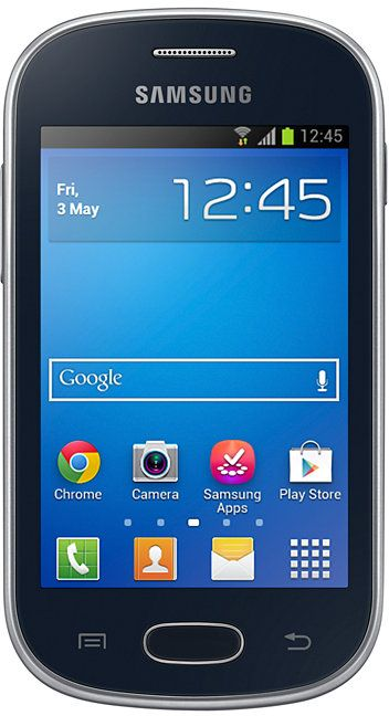 Samsung Galaxy Fame Lite S6790N schwarz