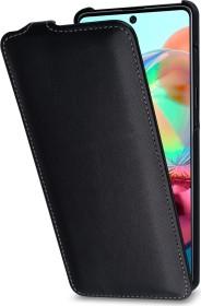 Stilgut UltraSlim Nappa für Samsung Galaxy A71 schwarz (B086S8GH12)