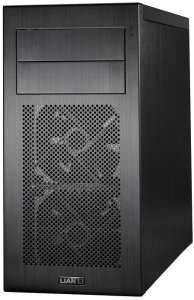 Lian Li PC-A04B black