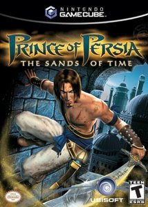 Prince of Persia: The Sands of Time (angielski) (GC)