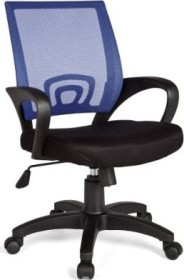 Amstyle Rivoli office chair, blue (SPM1.077)
