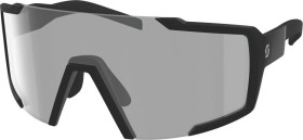 Scott Shield LS black matt/grey light sensitive (275379-0135)