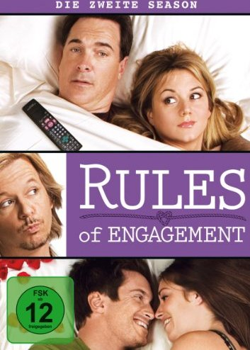Rules Of Engagement (UK) -- via Amazon Partnerprogramm