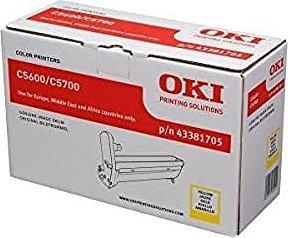 OKI 43381705 Trommel gelb -- via Amazon Partnerprogramm