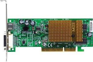 MSI RX9550SE-TD128, Radeon 9550SE, 128MB DDR, DVI, TV-out, AGP (MS-8932-030)