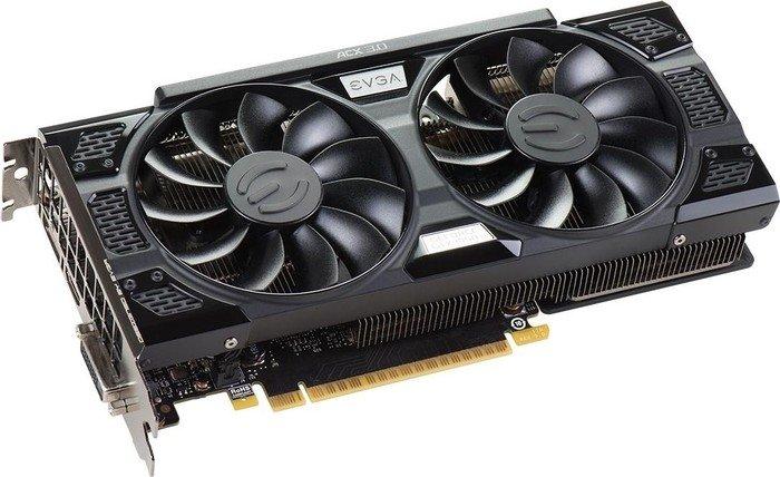 EVGA GeForce GTX 1050 Ti SSC Gaming ACX 3.0, 4GB GDDR5, DVI, HDMI, DP (04G-P4-6255-KR)