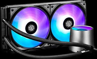 DeepCool Castle 280 RGB (DP-GS-H12L-CSL280RGB)