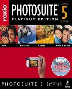 Roxio: Photosuite 5 Platinum (PC) (205900DE)