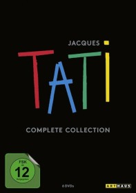 Jacques Tati Complete Collection Box