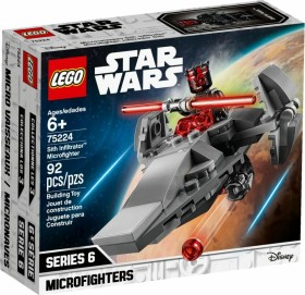 LEGO Star Wars Microfighters - Sith Infiltrator (75224)