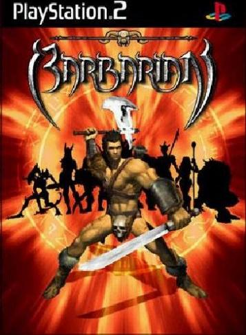 Barbarian (niemiecki) (PS2) -- via Amazon Partnerprogramm