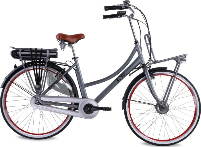 LLobe Rosendaal Lady Hollandrad Nostalgie E-Bike