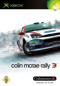 Colin McRae Rally 3.0 (deutsch) (Xbox)