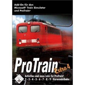 Microsoft Train Simulator - Pro Train Extra 4 (Add-on) (deutsch) (PC)