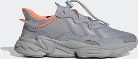 adidas Ozweego halo silver/grey two/screaming orange (Herren) (H05540)