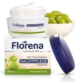 Florena olive oil night care, 50ml