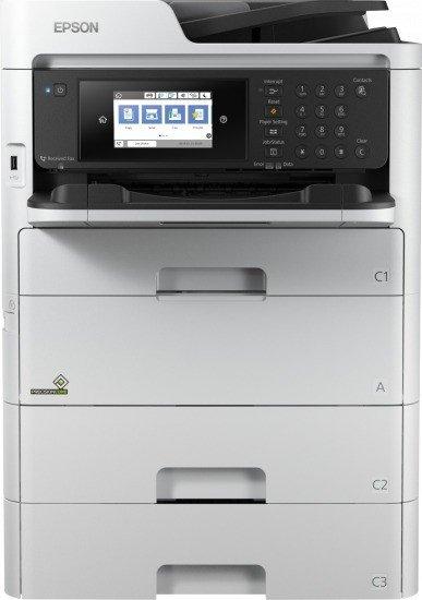 Epson WorkForce Pro WF-C579RD2TWF, Tinte (C11CG77401BR)