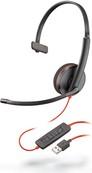 Plantronics Blackwire C3210 USB-A schwarz (209744-101) -- via Amazon Partnerprogramm