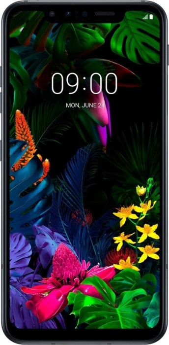 LG Electronics G8s ThinQ Dual-SIM LMG810EAW mirror black