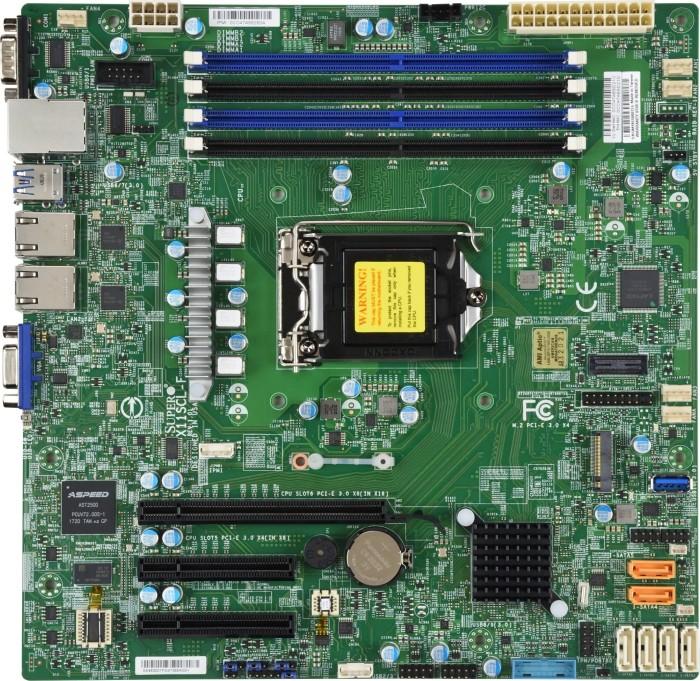 Supermicro X11SCL-F retail (MBD-X11SCL-F-O)