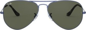 Ray-Ban RB3025 Aviator Classic 62mm blue/green classic (RB3025-918731)