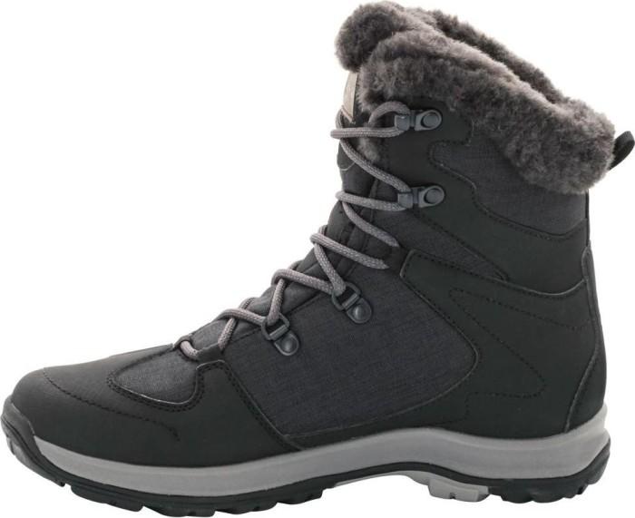 Jack Wolfskin Damen Thunder Bay Texapore Mid W Trekking-& Wanderstiefel, Schwarz (Phantom 6350), 37 EU