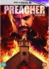 Preacher Season 1 (DVD) (UK)