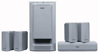 Sony SA-VE225 silber