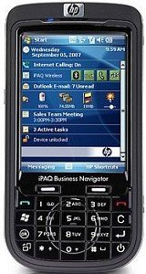 HP iPAQ 614c Business Navigator (FA992AA)