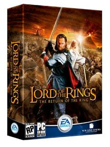 Lord of the Rings: Return of the King (angielski) (PC)