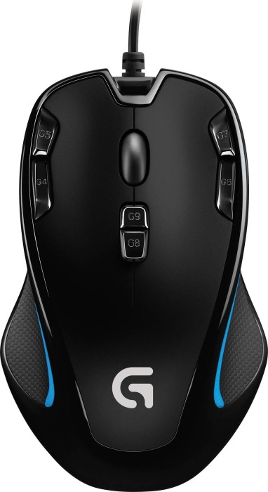 Logitech G300S Optical Gaming Mouse, USB (910-004345)